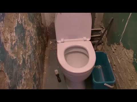 2. Ремонт квартиры в хрущевке / ремонт в туалете