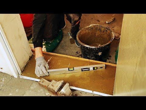 Ремонт гаража своими руками . Часть 2..  ремонт в гараже , обустройство гаража ,  гараж мечты