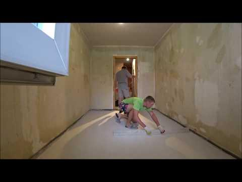 Сделать из комнаты лялечку.Ремонт комнаты 10 квадратов.Бюджетный ремонт своими рука.