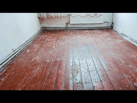 Ремонт деревянных полов: простые способы восстановить покрытие быстро и недорого!