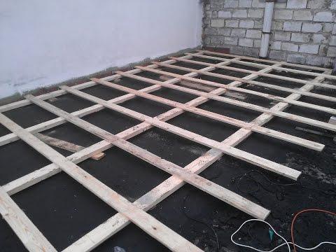 крыша гаража 2