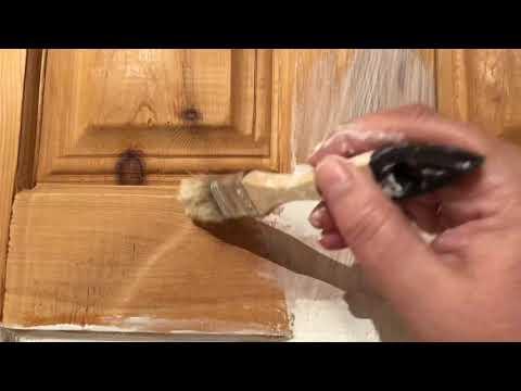 Реставрация старой филёнчатой двери