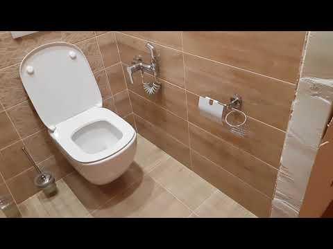 Сделали ремонт ванной и туалета за 6 дней! Повторить сможешь?