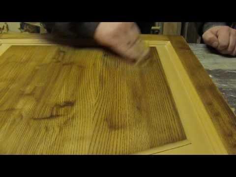 Реставрация дверей и мебели