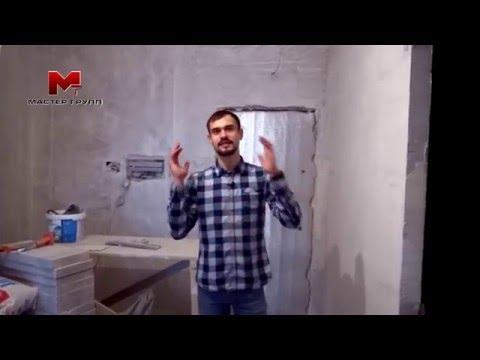 С чего начать ремонт квартиры? Отзыв о материале Ruspanel. Ремонт в новостройке. Видео 2.