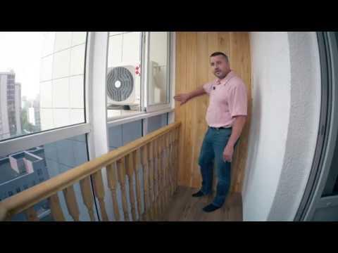 Ремонт балкона: Обзор после ремонта
