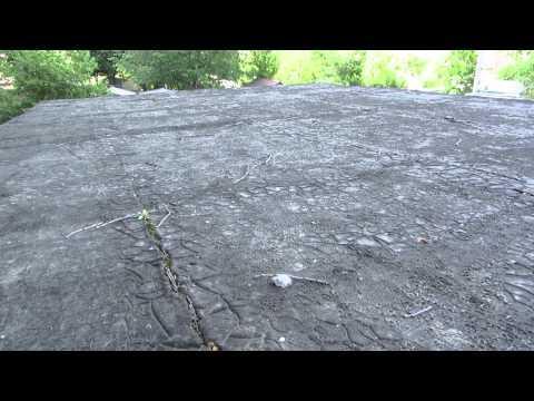 Ремонт крыши гаража своими руками: Часть 1, оценка повреждений и объема работ