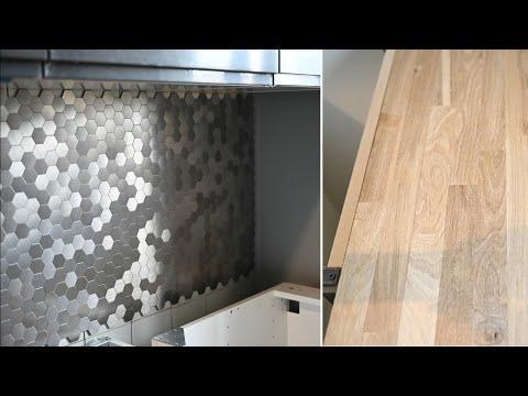 Мозаика на кухонном фартуке/ ремонт кухни своими руками #3