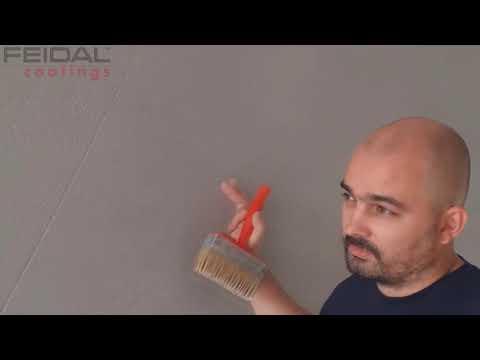 Как сделать акцентную стену дома своими руками!