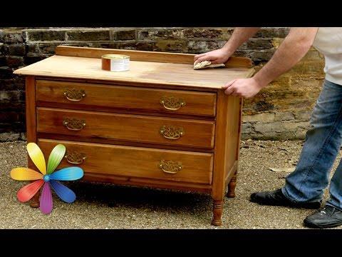 Подарите старой мебели новую жизнь - Все буде добре - Выпуск 641 - 27.07.15