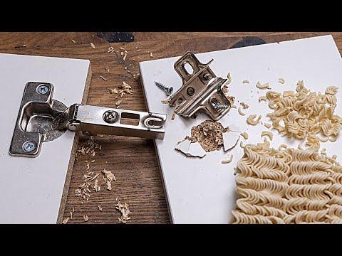 11 способов как починить вырванную петлю.  Простые приемы и секреты мебельщиков. Полезные советы