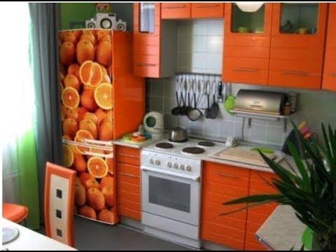 Газ на Кухне хорошо, но как Разместить Колонку и Холодильник
