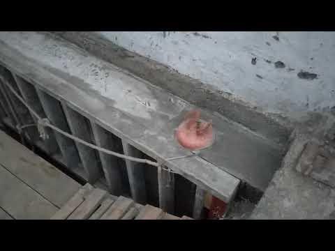 Ремонт гаража поднятие гаража яма в гараже. Часть 4.