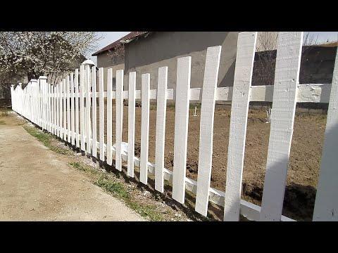 сделать-деревянный-забор-своим-руками