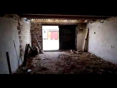 Продолжаем ремонт гаража ( крыша )