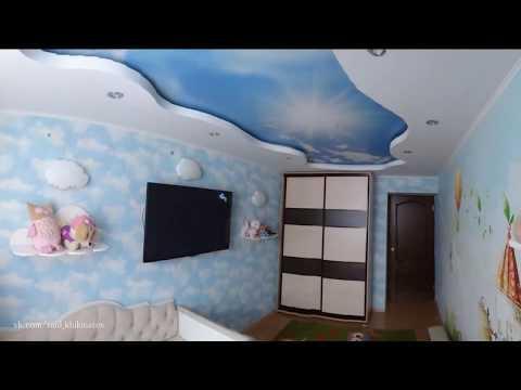 Ремонт в детской комнате /  До и После