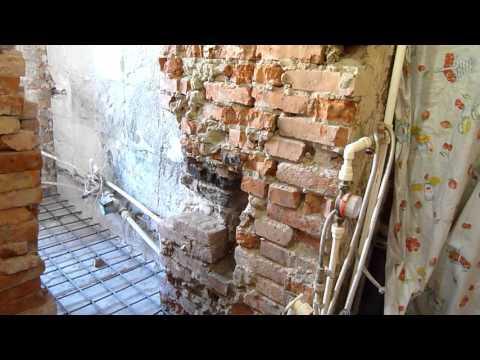 Капитальный ремонт  в  старой   квартире